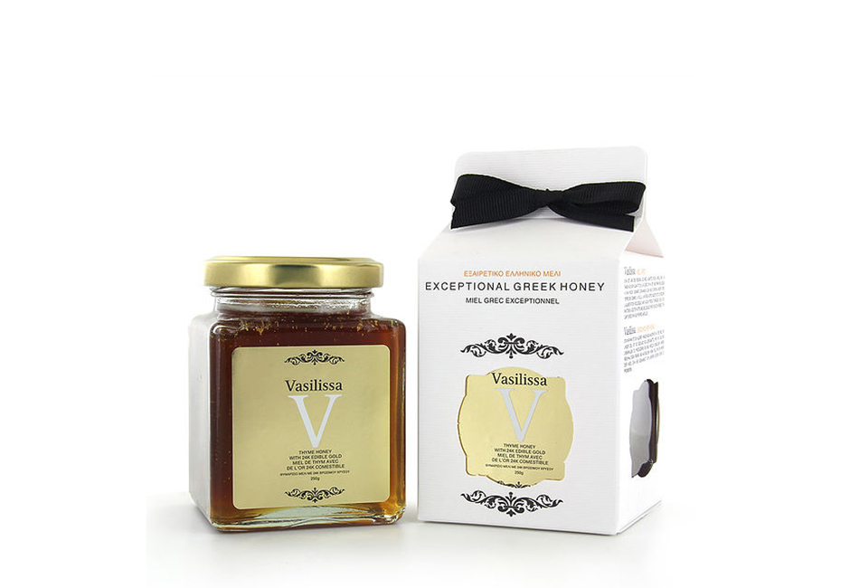 Exceptional greek honey